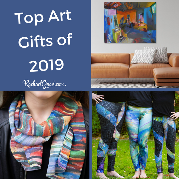 2019 Year in Review: Art & Gifts