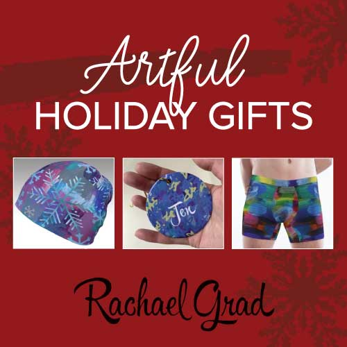 Artful Holiday Gift Ideas for Her, Him and Them!