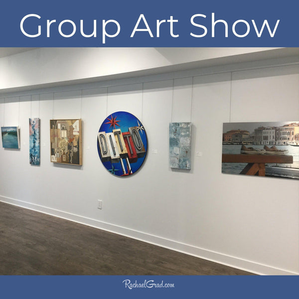 Still Time to See the Group Art Show