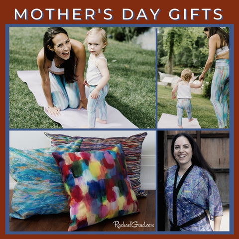 Mother's Day Gift Ideas by Canadian Artist Rachael Grad