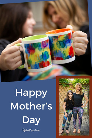 Happy Mother's Day from Artist Rachael Grad