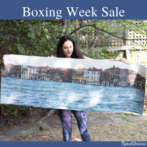 Boxing Week Sale of Colorful Gifts and Art by Toronto Artist Rachael Grad