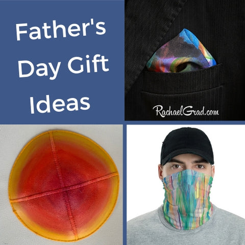 Father's Day Gift Ideas by Toronto Artist Rachael Grad