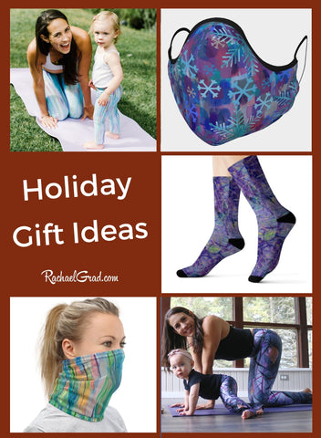 Holiday Gift Ideas for Her by Canadian Artist Rachael Grad