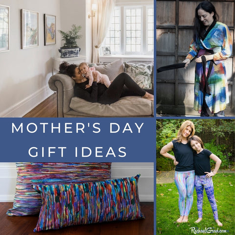 Mother's Day Gift Ideas by Toronto Artist Rachael Grad