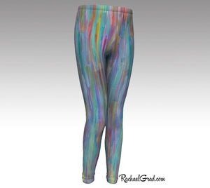 Dalia Kids Leggings-Clothing-Canadian Artist Rachael Grad