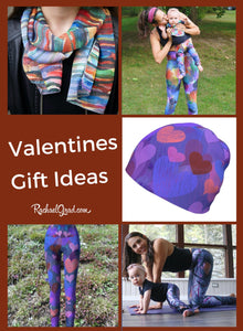 Valentines Gift Ideas for Her by Artist Rachael Grad
