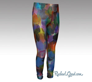 Sami Kids Leggings-Clothing-Canadian Artist Rachael Grad