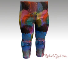 Load image into Gallery viewer, Sami Kids Leggings-Clothing-Canadian Artist Rachael Grad