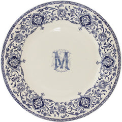Dauphin Dinner Plate - The Prince's Table  - 1