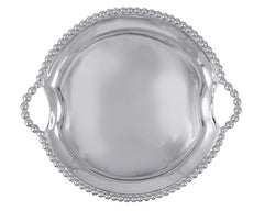 Round Handled Tray - The Prince's Table  - 1