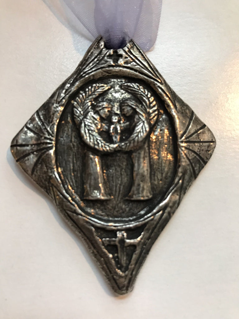 Crib Medal Guardian Angels