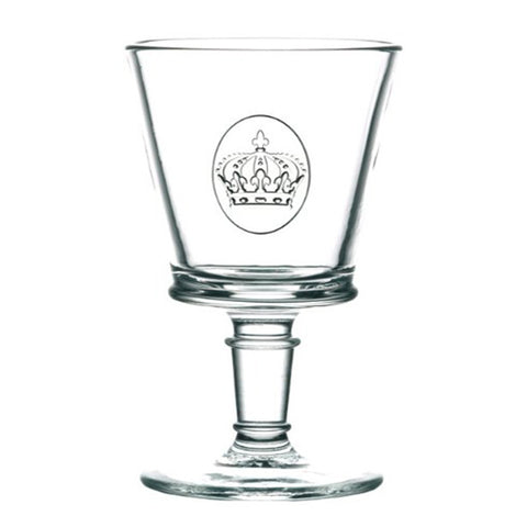 Crown of Burgundy Goblet - Set of 6
