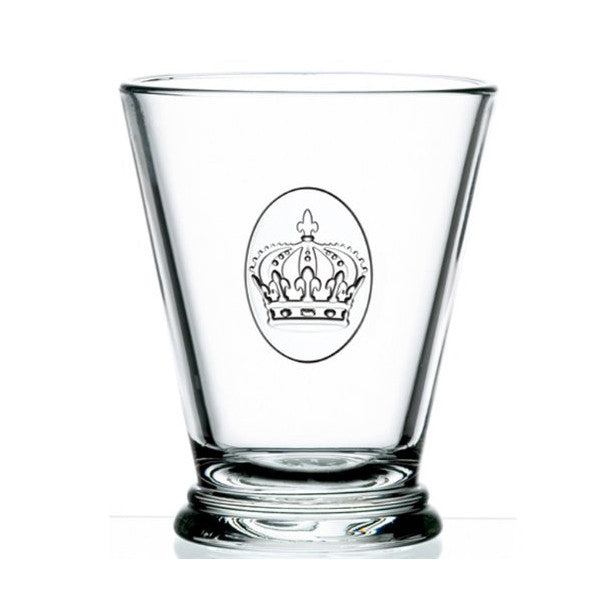 Crown of Burgundy Small Tumbler - Set of 6 - The Prince's Table