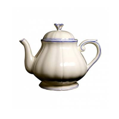 Filet Bleu Teapot