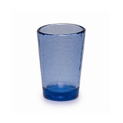Recycled Glass Small Tumbler - Assorted Colors - The Prince's Table  - 1