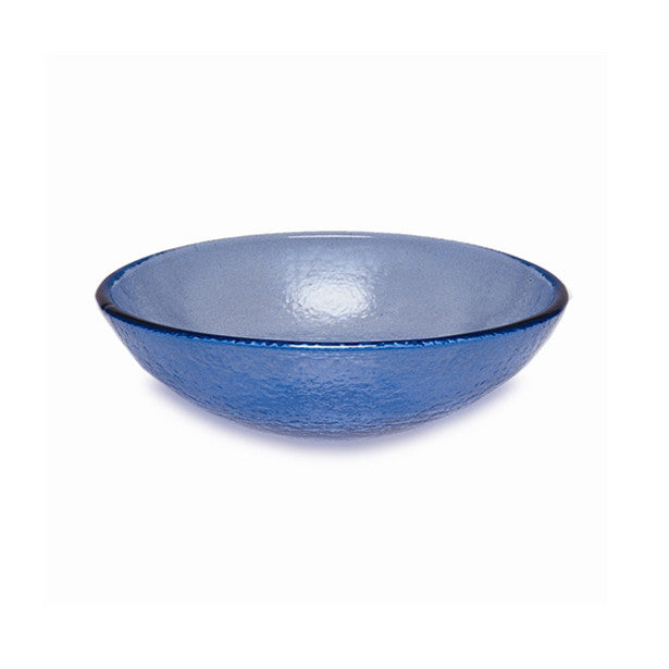 Recycled Glass Bowl - Assorted Colors - The Prince's Table  - 1