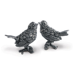 Song Bird Salt and Pepper Shakers - The Prince's Table  - 2