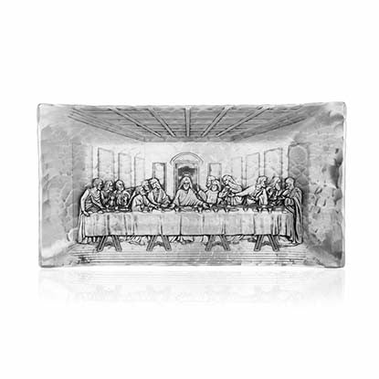 Last Supper Tray - The Prince's Table