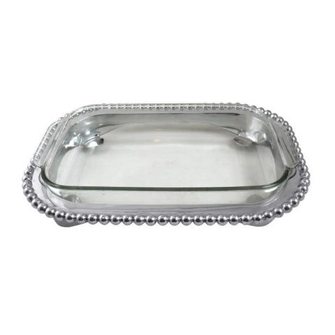 Pearled Small Casserole Caddy
