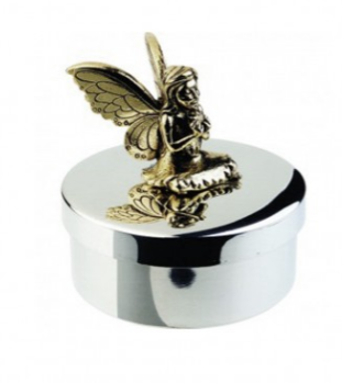 Pewter Tooth Fairy Box
