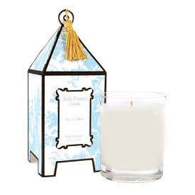 Sel de Mer Large Pagoda Candle - The Prince's Table