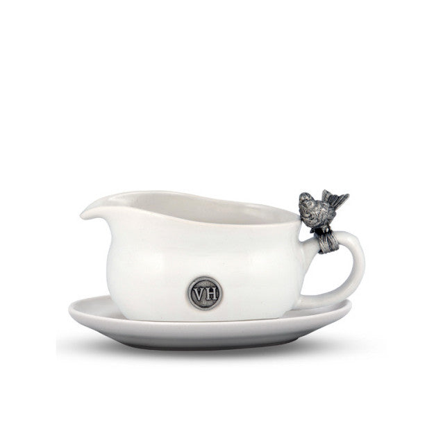 Song Bird Gravy Boat - The Prince's Table  - 1
