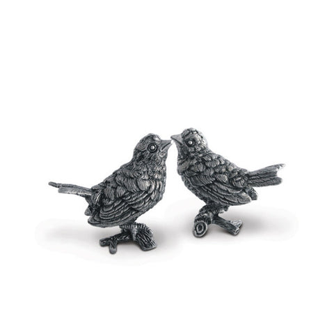 Song Bird Salt and Pepper Shakers