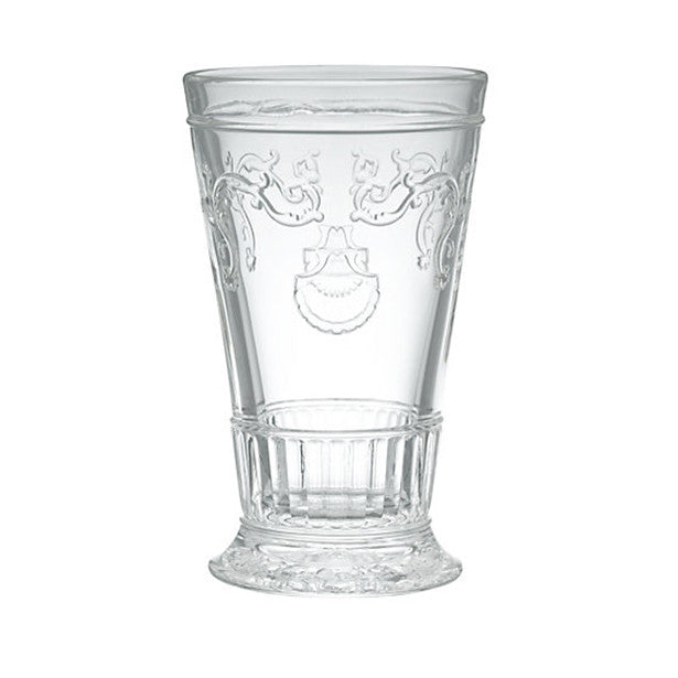 Versailles Tall Drinking Glass - Set of 6 - The Prince's Table  - 1