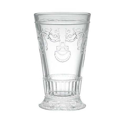 Versailles Tall Drinking Glass - Set of 6
