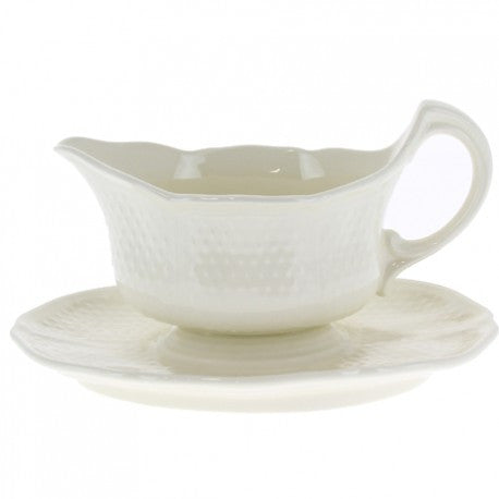Pont aux Choux Gravy Boat - Blanc - The Prince's Table