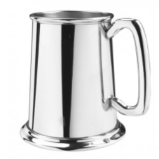 Glass Bottom Tankard 🇺🇸