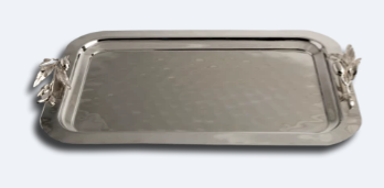 Oliveira Large Rectangle Tray