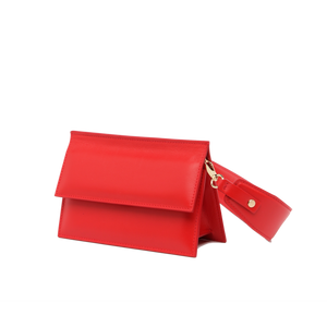 Atelier Batac shellac clutch leather accessories for women