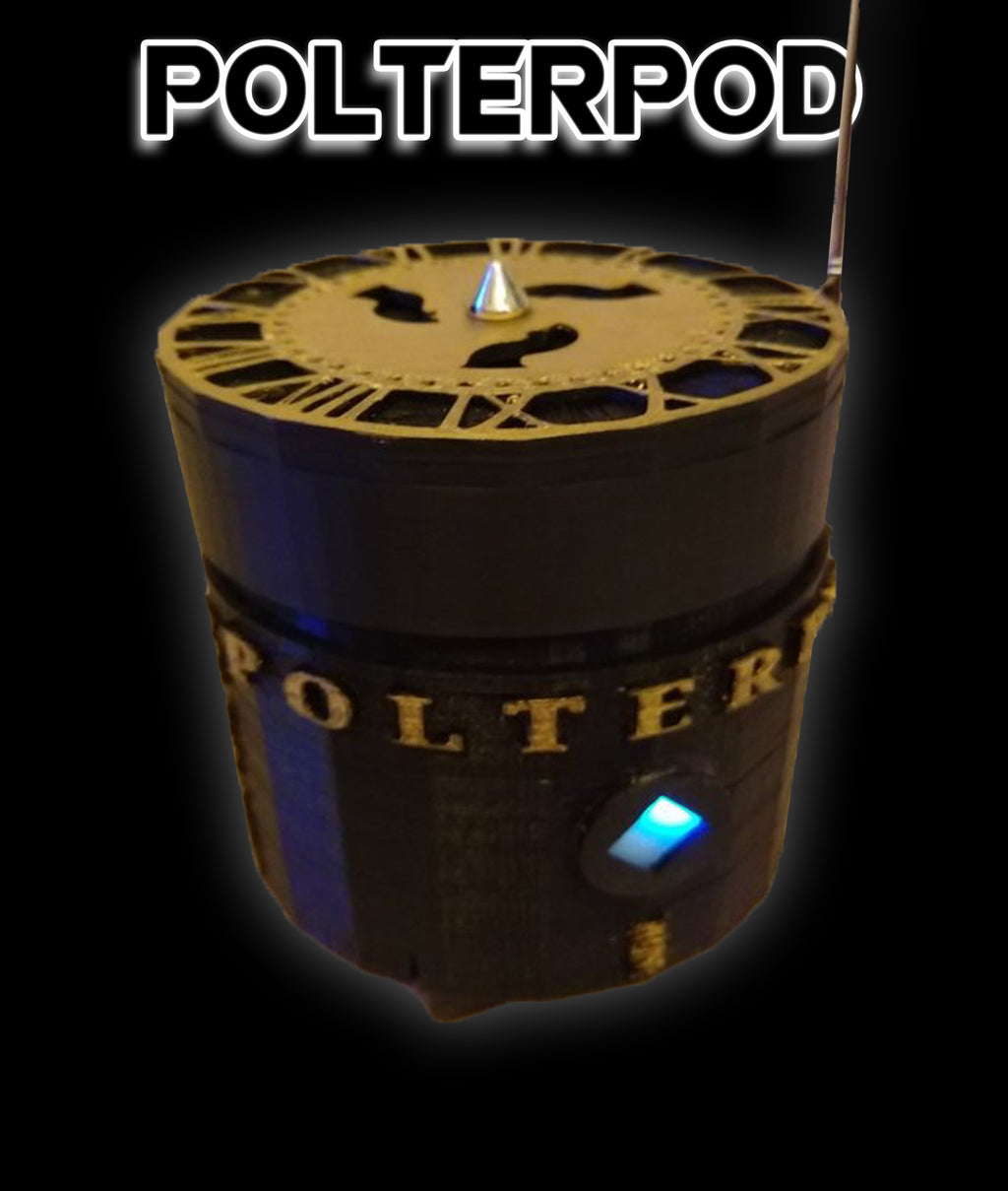Paranologies Polterpod intelligent sweep spirit box