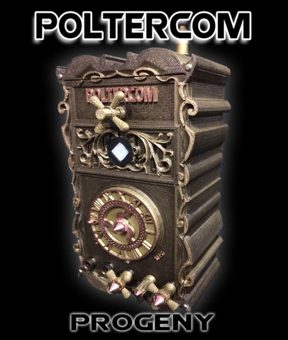 Poltercom Progeny intelligent instrumental transcommunication spirit/ghost box