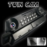 TWINCAM (Dual Panoramic Handheld DVR)