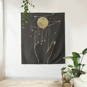 The Harvest Moon Tapestry