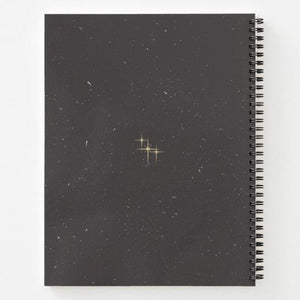 The Star Child Spiral Notebook