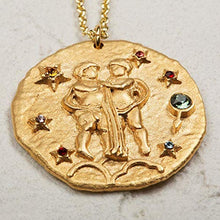 Load image into Gallery viewer, The Starlight Zodiac Necklace