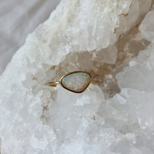 The Mojave Opal Ring