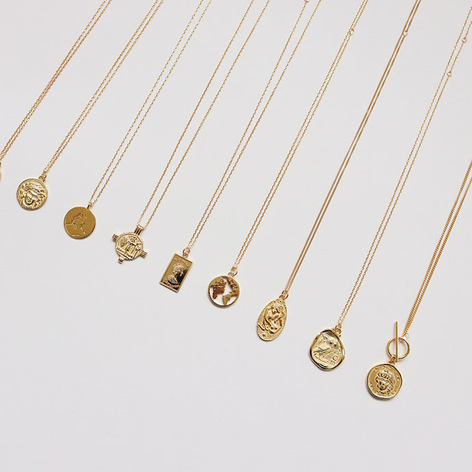 Lucky Charm Necklaces