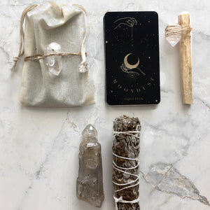 The Moondust Tarot Deck