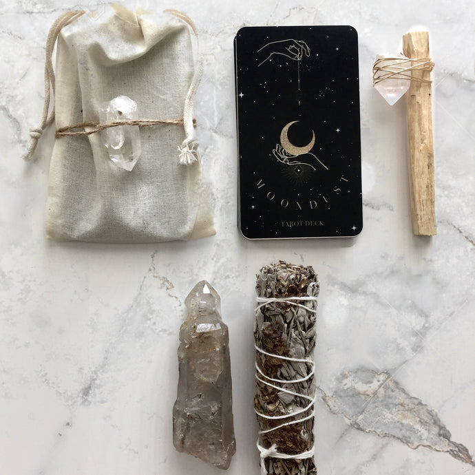 Moondust Tarot Card Deck