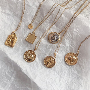 Marquis Pendant Necklaces