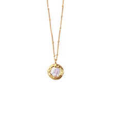 Load image into Gallery viewer, The Zuri Coin Necklace Set