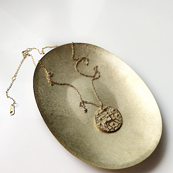 The Modern Mystic Coin Necklace