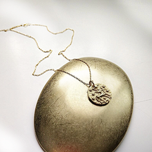 Load image into Gallery viewer, The Modern Mystic Coin Necklace