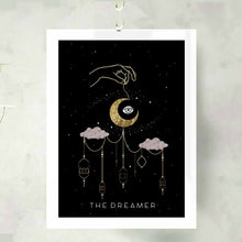 Load image into Gallery viewer, The Dreamer Art Print