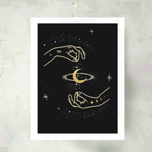 Load image into Gallery viewer, Celestial Hands Art Print